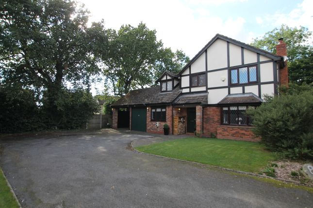 Thumbnail Detached house for sale in The Saplings, Sutton Coldfield, West Midlands