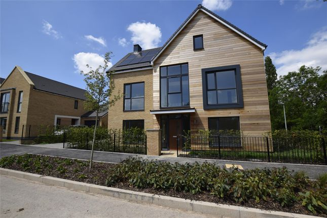Thumbnail Detached house for sale in The Olive, Locking Parklands, Weston-Super-Mare