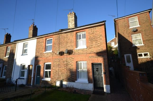 Thumbnail End terrace house for sale in Cromwell Road, Tunbridge Wells, Kent