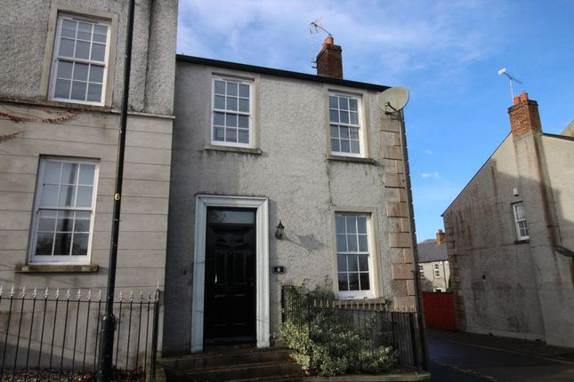Thumbnail Terraced house to rent in Tonaghneave Mews, Saintfield, Ballynahinch