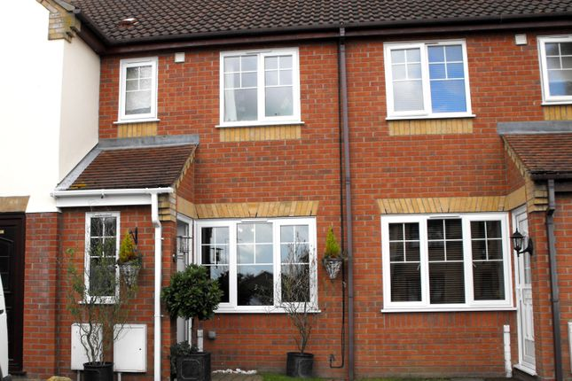 2 bed terraced house to rent in Run Meadow, Carlton Colville, Lowestoft