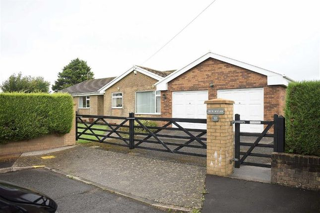 Thumbnail Detached bungalow for sale in Easterfield Drive, Southgate, Swansea