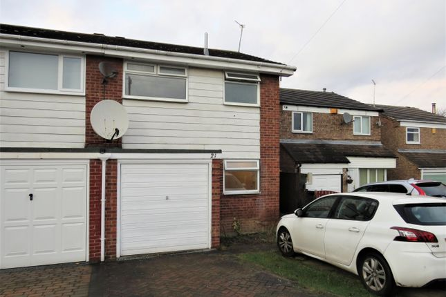 Thumbnail Property to rent in Birchtree Close, Wakefield