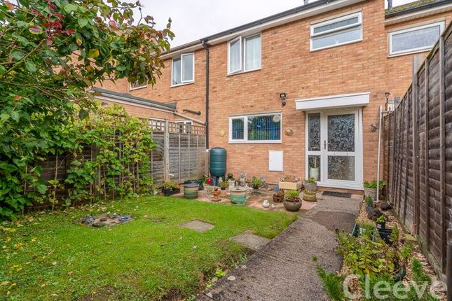 Thumbnail Terraced house for sale in Kingswood Close, Bishops Cleeve, Cheltenham