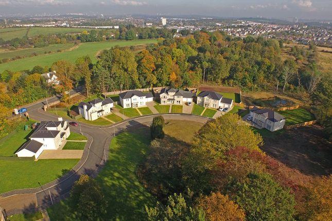 Thumbnail Flat for sale in Montfort Park, Barrhead, Glasgow