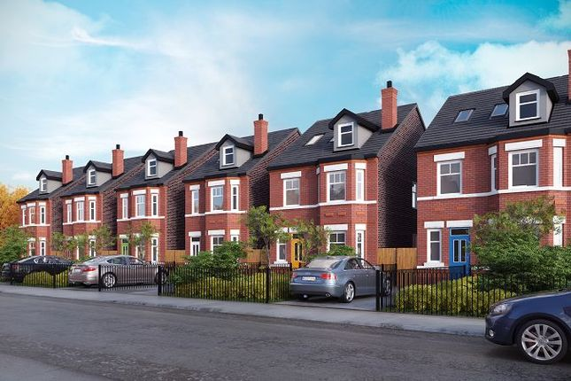 Thumbnail Detached house for sale in Plot 4, Skaife Road, Sale