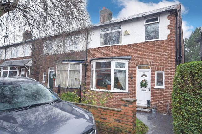 3 bed semi-detached house for sale in Cheltenham Road, Stockport SK3