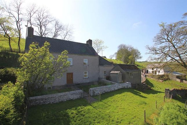 Thumbnail Detached house for sale in Llywel, Brecon