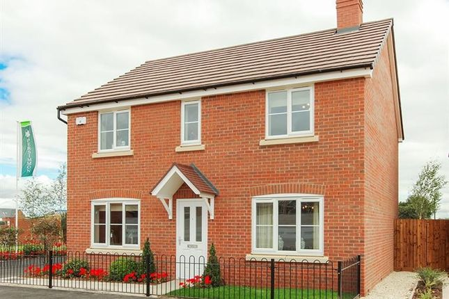 Thumbnail Detached house to rent in Lavender Drive, Witham St. Hughs, Lincoln