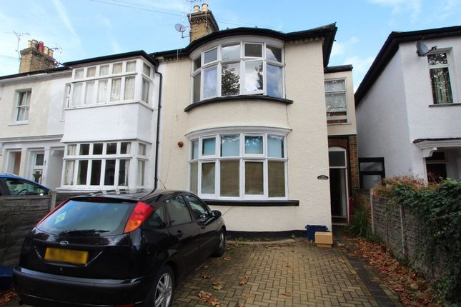 Thumbnail Flat to rent in Cambridge Court, Cambridge Road, Southend-On-Sea