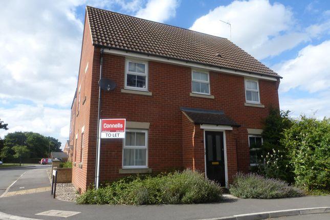 Thumbnail Property to rent in Havisham Drive, Swindon