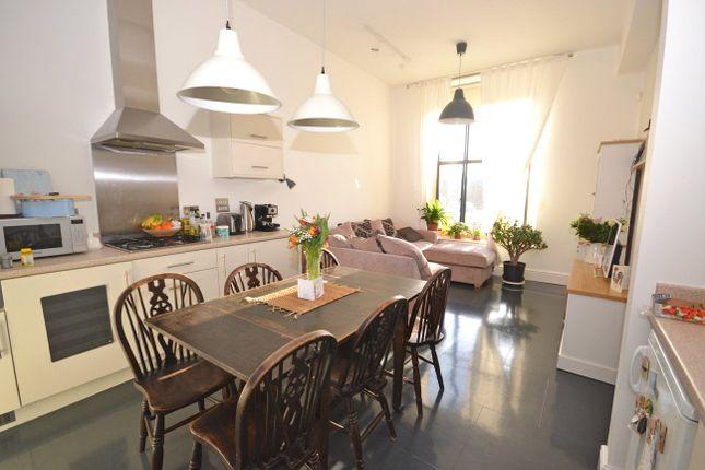 Living Area of Mount Dinham Court, Exeter, Devon EX4