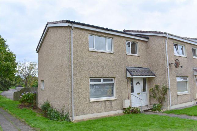 Thumbnail End terrace house to rent in Buchandyke Road, East Kilbride, Glasgow