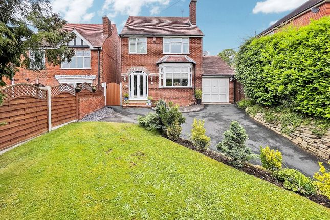 Thumbnail Detached house for sale in Brook Holloway, Stourbridge