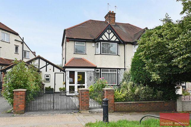 Thumbnail Semi-detached house for sale in Gunnersbury Avenue, London
