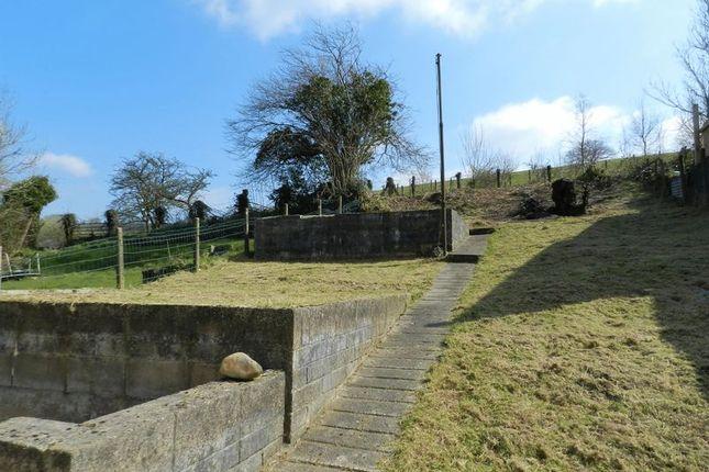 Rear Garden of Heol Llwynffynon, Llangeinor, Bridgend CF32