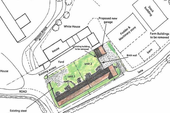Thumbnail Land for sale in Binweston Lane, Binweston, Shrewsbury