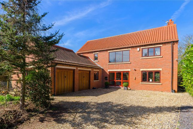 Thumbnail Detached house for sale in Grays Court, Farndon, Newark