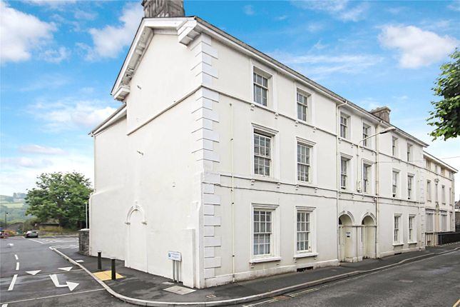 Thumbnail Flat for sale in Glamorgan Street, Brecon, Powys