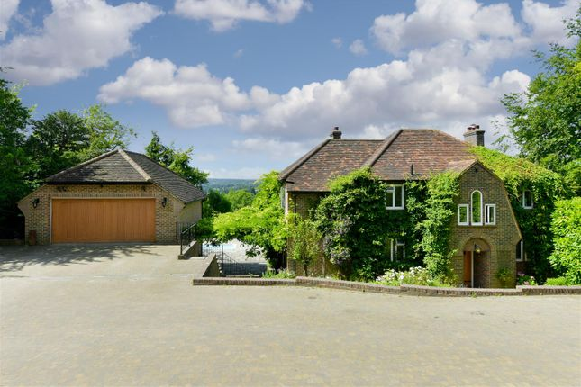 Thumbnail Detached house for sale in Beech Road, Merstham, Redhill