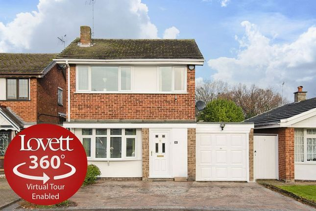 3 bed detached house for sale in Jackman Close, Fradley, Lichfield