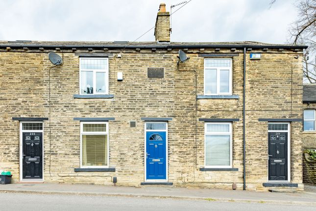 Thumbnail Terraced house for sale in Wakefield Road, Lightcliffe, Halifax
