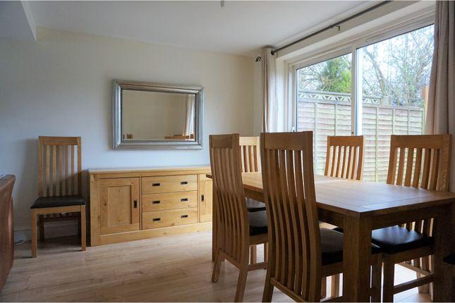 Dining Room of Uffington Drive, Bracknell RG12