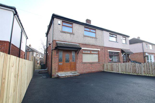 External of Sal Nook Close, Low Moor, Bradford BD12