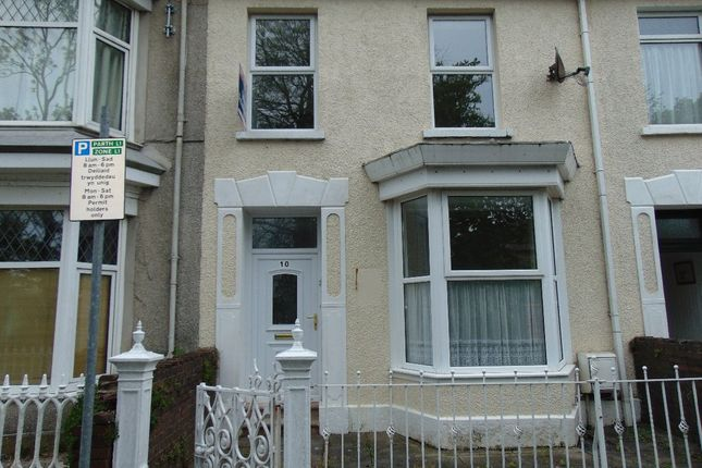 Thumbnail Terraced house to rent in Coleshill Terrace, Llanelli