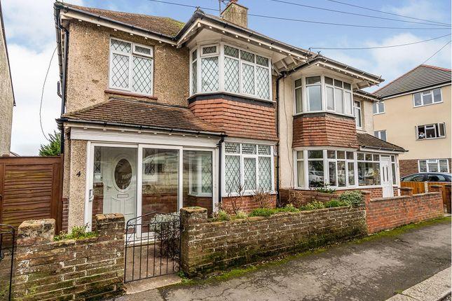 3 bed semi-detached house for sale in Havelock Road, Bognor Regis PO21
