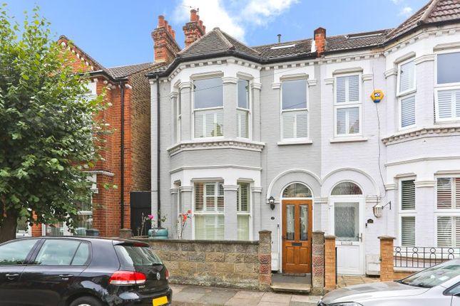 Thumbnail Property for sale in Warren Road, Wimbledon, London