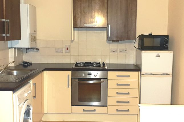 Thumbnail 1 bed flat to rent in Palmerston Road, Harrow Wealdstone