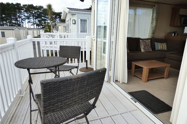 Decking Area of Pine Grove, Rockley Park, Napier Road, Poole BH15