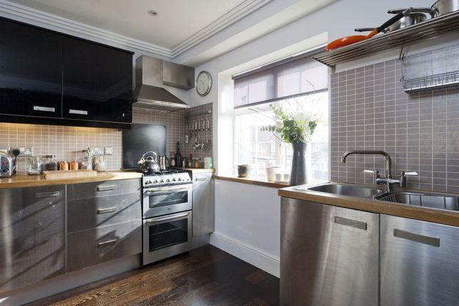 Thumbnail Maisonette to rent in Glastonbury Road, Morden