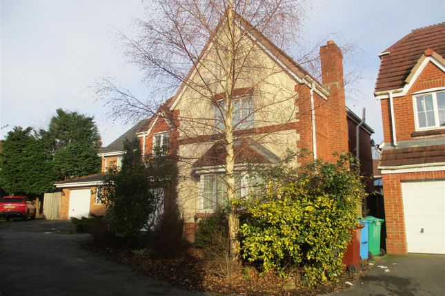 Thumbnail Detached house to rent in Tannery Way, Manchester