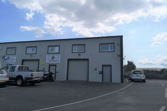 Thumbnail Light industrial to let in Dane Valley Road, Broadstairs