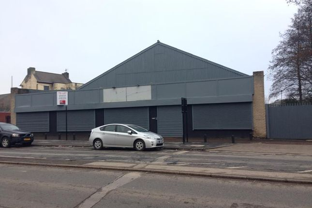 Thumbnail Retail premises to let in Trade Counter, Worksop Road, Attercliffe, Sheffield, South Yorkshire