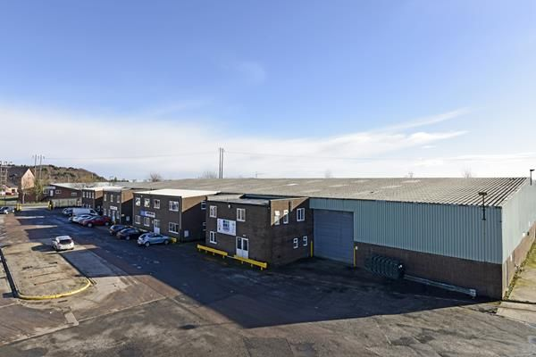 Thumbnail Light industrial to let in Units A - E, Fallbank Industrial Estate, Fall Bank Cresent, Barnsley