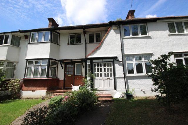 Thumbnail Terraced house to rent in The Ridgeway, Acton, London