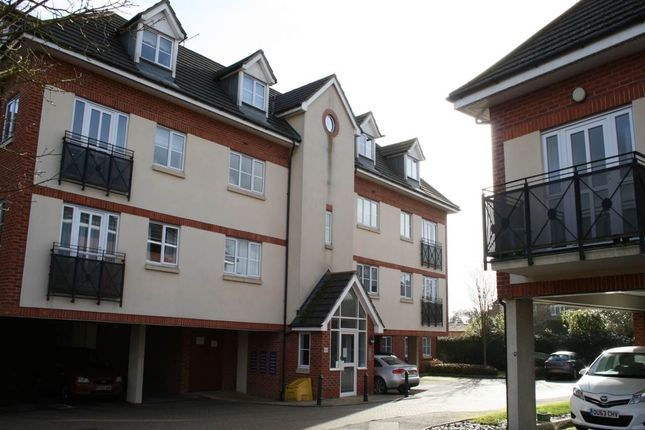 Thumbnail Flat to rent in Coy Court, Aylesbury, Buckinghamshire