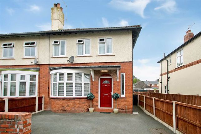 Thumbnail Semi-detached house for sale in Weston Avenue, Oswestry