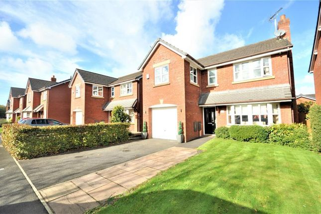 Thumbnail Detached house for sale in Ash Lane, Clifton, Preston, Lancashire