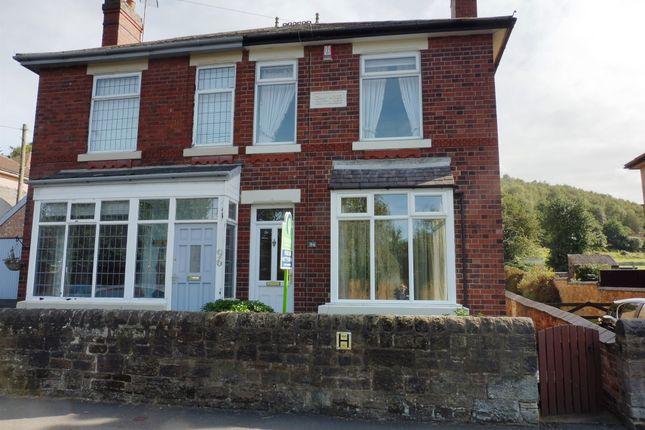 3 bed semi-detached house for sale in Alfreton Road, Little Eaton, Derby