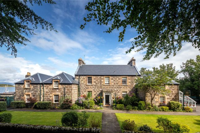 Thumbnail Detached house for sale in Manor House Hotel, Gallanach Road, Oban, Argyll