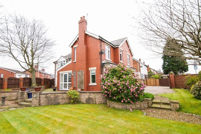 Thumbnail Detached house for sale in Craiglands, The Green, Eccleston