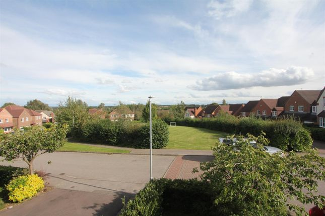 Outside of Drovers Way, Desford, Leicester LE9