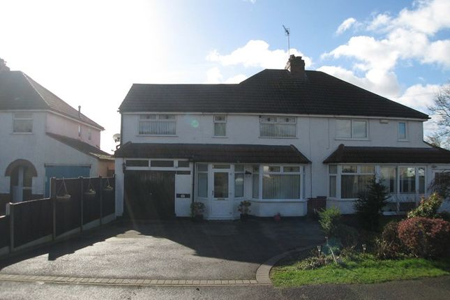 Thumbnail Semi-detached house for sale in Barkers Lane, Wythall, Birmingham