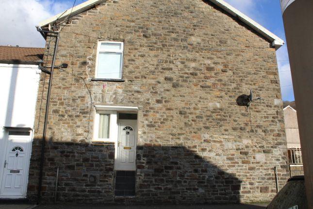 Thumbnail Terraced house for sale in Tyntyla Terrace, Pentre