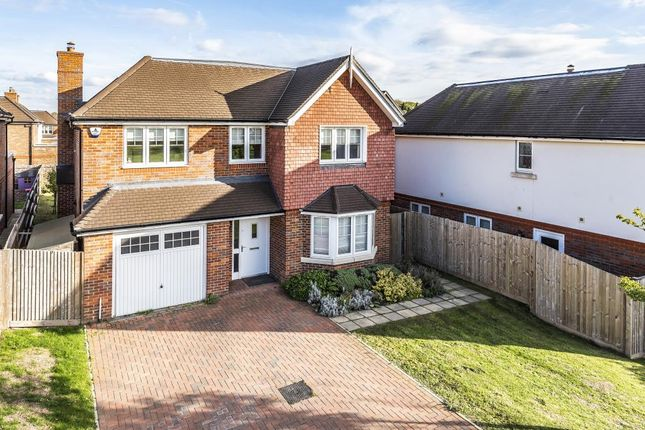 Thumbnail Detached house to rent in Waller Way, Chesham