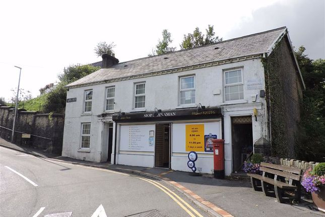 Thumbnail Detached house for sale in Llandeilo Road, Upper Brynamman, Ammanford